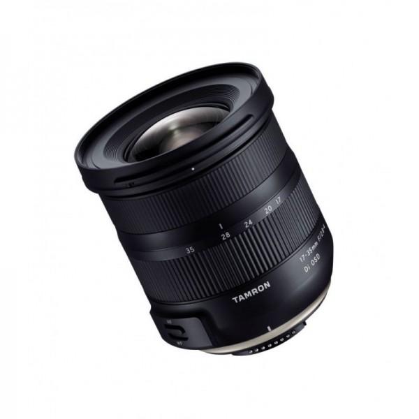 Tamron 17-35mm F 2.8-4 Di OSD Montura Canon (5 añ...