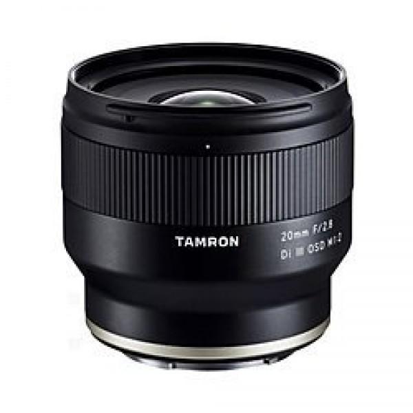 Tamron 20mm F2.8 Di III OSD M1:2 Montura Sony-E (E...