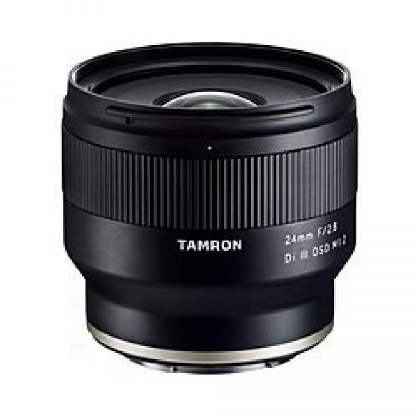 Tamron 24mm F2.8 Di III OSD M1:2 Montura Sony-E (En Stock)
