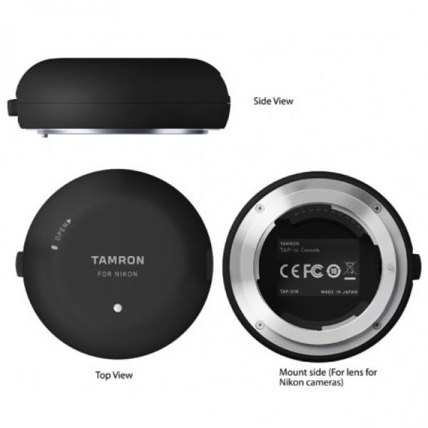 TAMRON TAP-in Console Montura Canon (Garantía Tamron España)