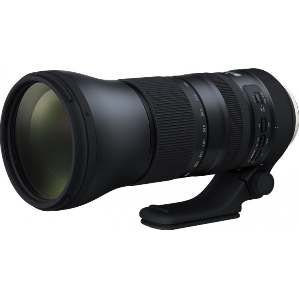 Tamron SP 150-600mm F / 5-6.3 Di VC USD G2 + Tamro...