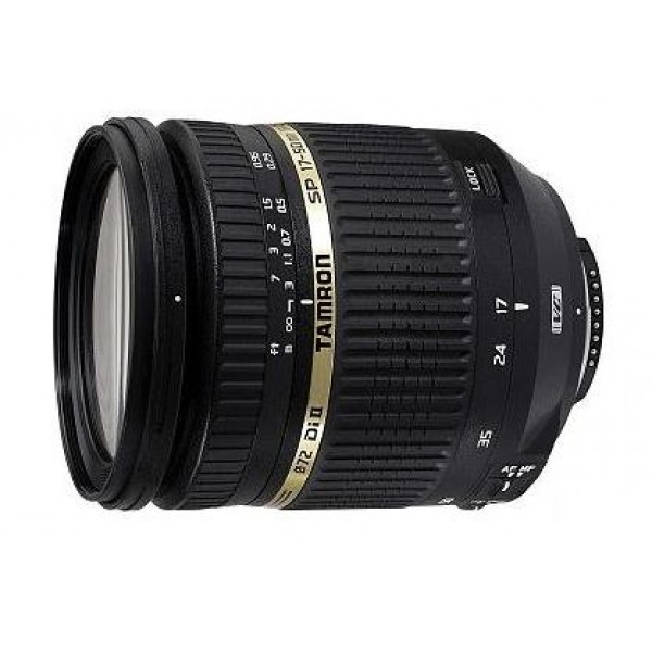 Tamron 17-50 mm f2.8 Di-II SP VC Montura Nikon (5 ...