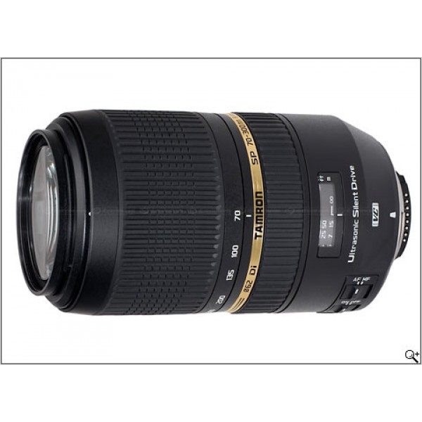 Tamron 70-300mm F4-5.6 Di VC USD Full Frame Montur...