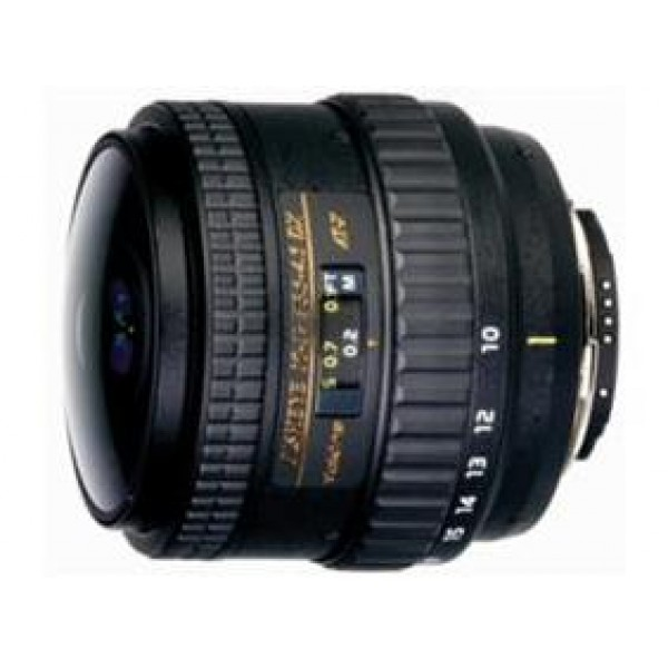Tokina AF 10-17mm f/3.5-4.5 Fisheye NH (Full Frame...