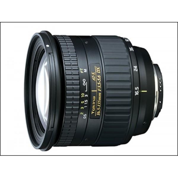 Tokina AF 16.5-135mm F3.5-5.6 DX