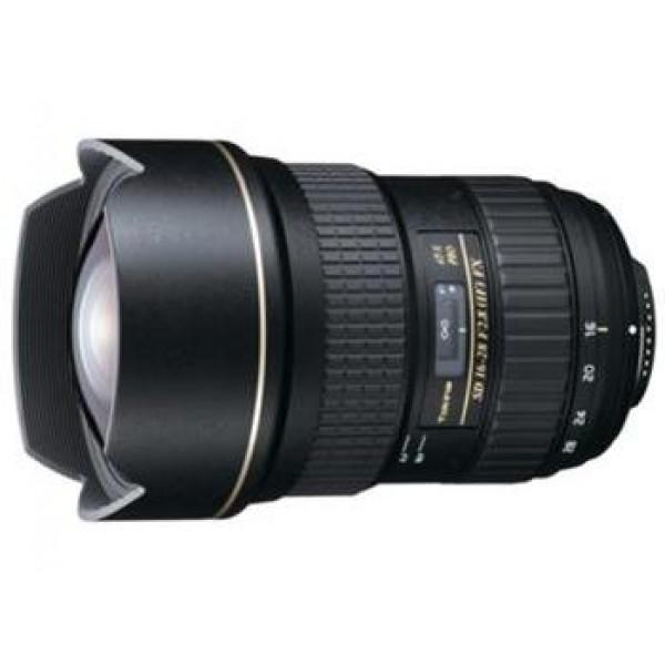 Tokina AF 16-28mm f/2.8 PRO FX (Full Frame)