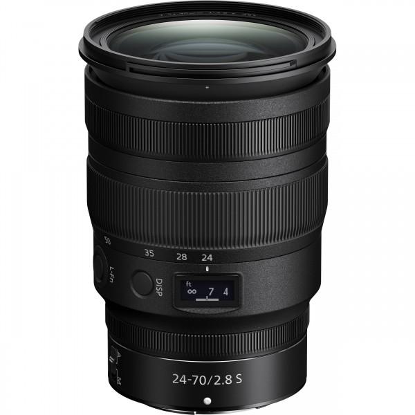 Nikon Nikkor Z 24-70mm f/2.8 S (Garantía Nikon Es...
