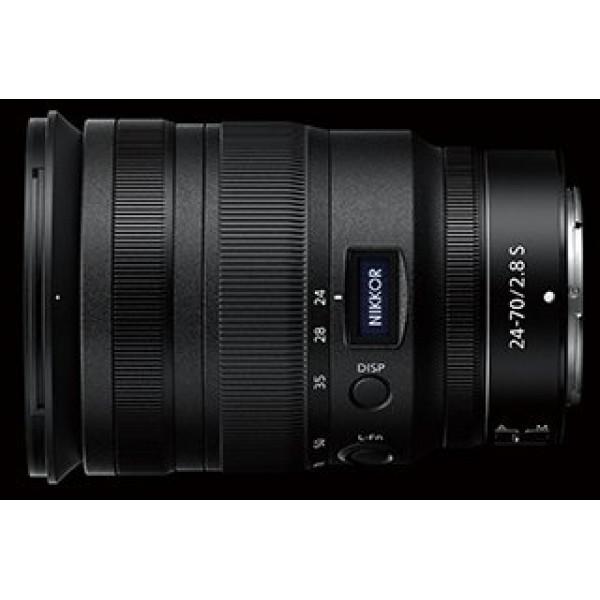 Nikon Nikkor Z 24-70mm f/2.8 S (Garantía Nikon España)