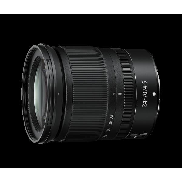 Nikon Nikkor Z 24-70mm f/4 S (Garantía Nikon Espa...