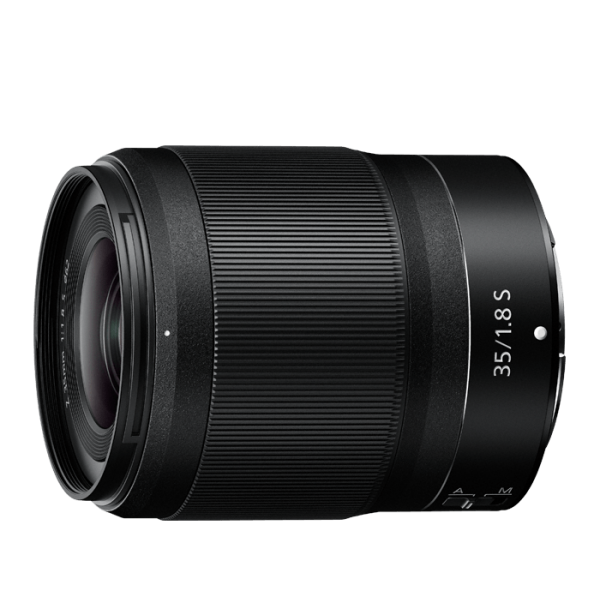 Nikon Z 35mm f/1.8 S (Garantía Nikon España)