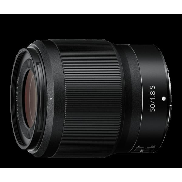 Nikon Nikkor Z 50mm f/1.8 S (Garantía Nikon Espa�...