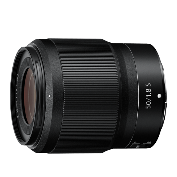 Nikon Z 50mm f/1.8 S (Garantía Nikon España)