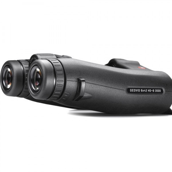 Prismático Leica 8x42 Geovid HD-B 3000 (negro) Ref: 40800