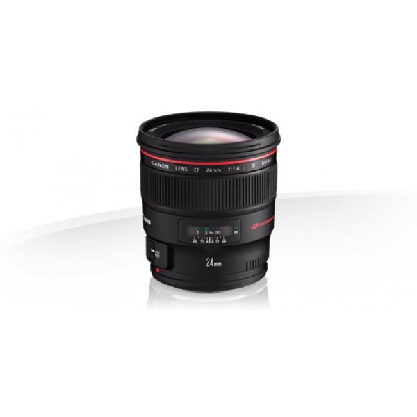Objetivo Canon EF 24mm f/1.4L II USM