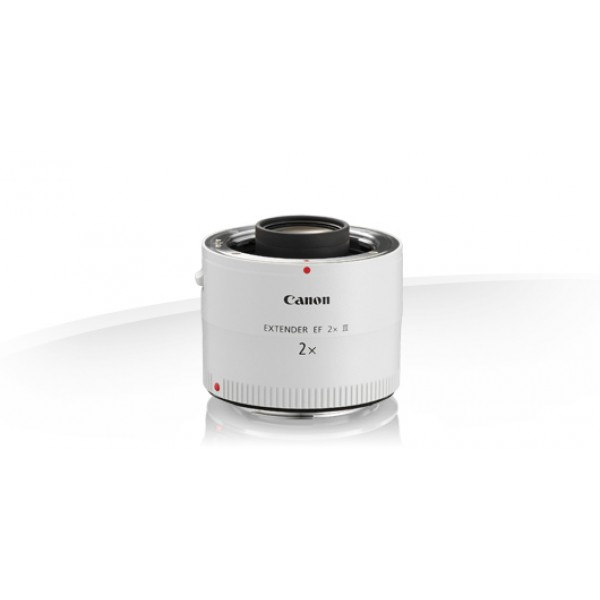 Objetivo Canon Extender EF 2x III (Garantía Canon...