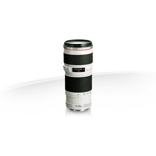 Objetivo Canon EF 70-200mm f/4L USM (Garantía Can...