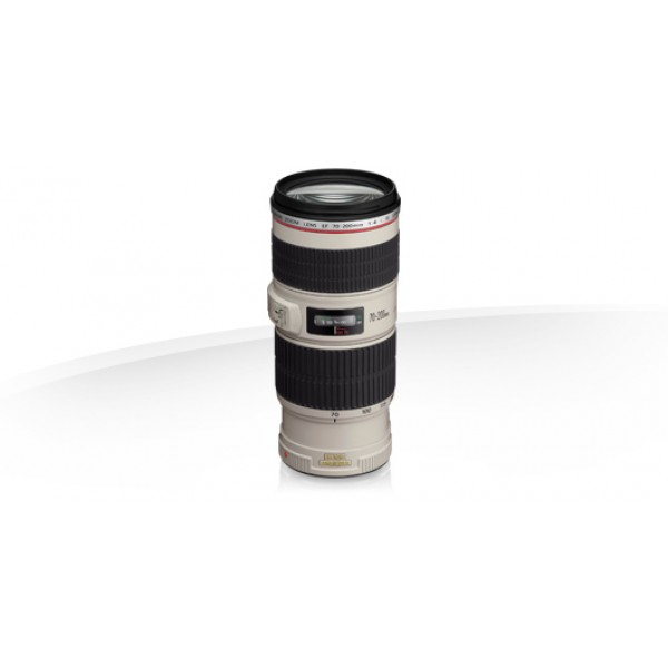 Objetivo Canon EF 70-200mm f/4L IS USM (Garantia C...
