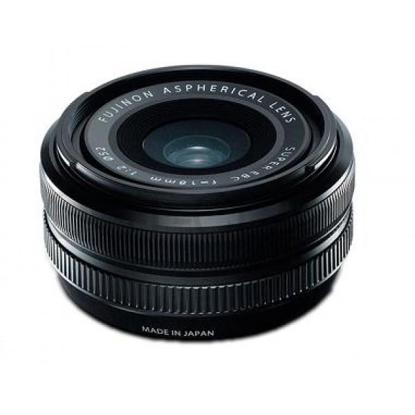Objetivo Fujinon XF 18mm f/2 R (Garantía Fujifilm...