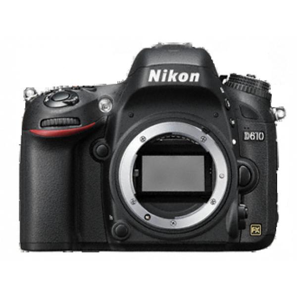 Cámara Nikon D610 Cuerpo (Garantia Nikon España ...