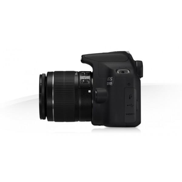 Cámara Canon EOS-1300D+Canon 18-55mm DC III (Garantía Canon España)