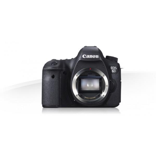 Cámara Canon EOS-6D Cuerpo