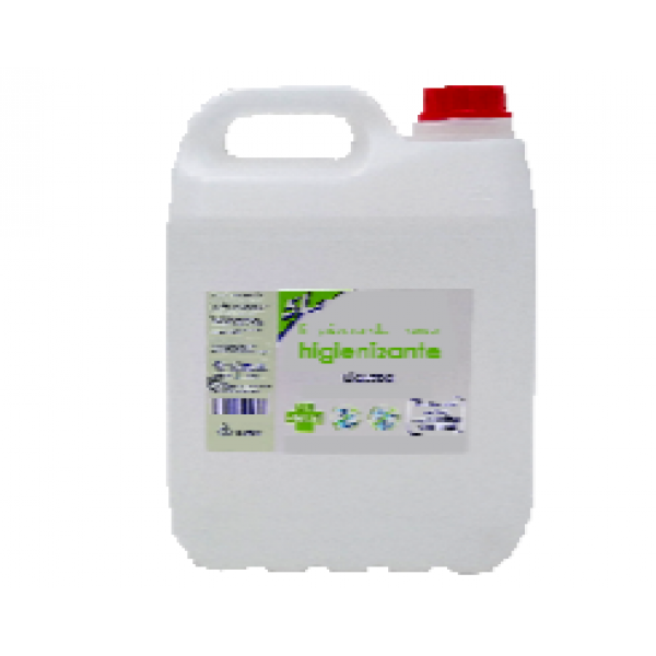 Mask Higienizante Hidroalcohol Garrafa 2LTS