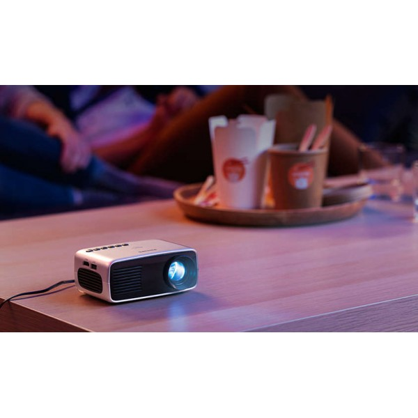 Philips Proyector NEOPIX START 650 Lumens Ref: NPX240