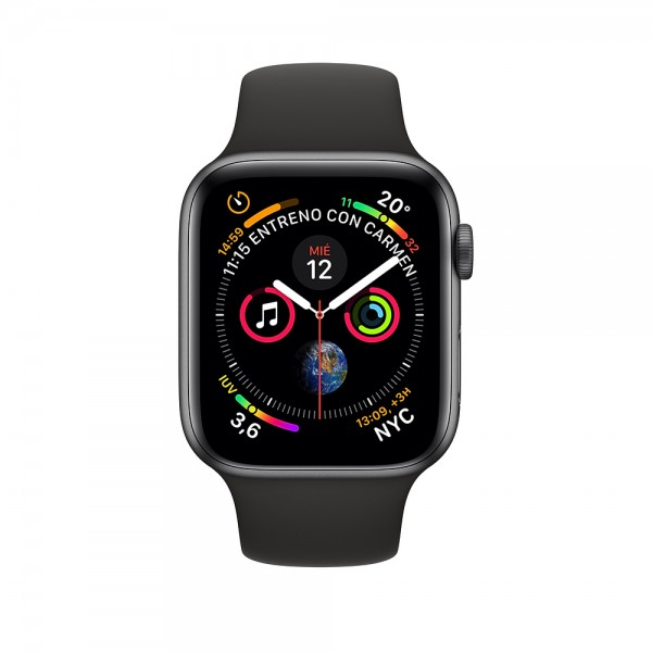 Reloj Apple Watch Series 4 GPS Caja 40mm Aluminio ...