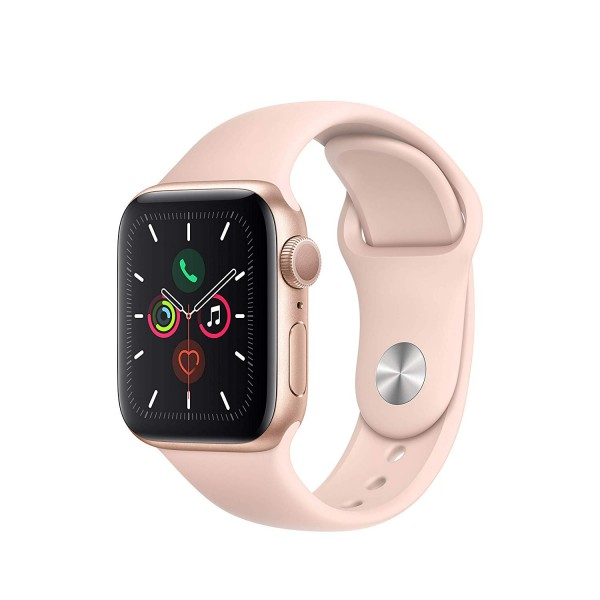 Reloj Apple watch S5 GPS 44mm aluminio oro - rosa ...