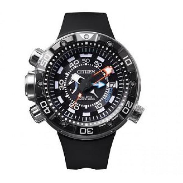 Reloj Citizen Aqualand 200m. Diver Ref: BN2024-05E