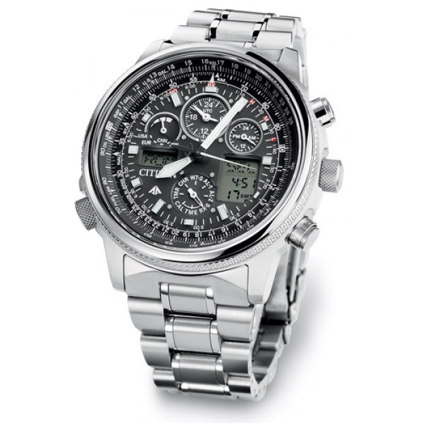 Reloj Citizen Super Pilot Ref: JY8020-52E