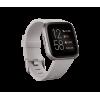 Fitbit Versa 2 correa Gris piedra / Aluminio color Gris niebla