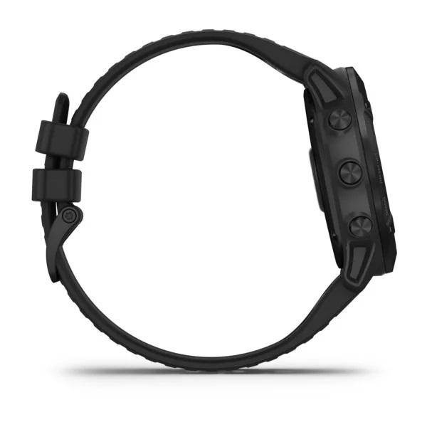 Reloj Garmin fenix 6X ediciones Pro, negro con correa negra Ref: 010-02157-01 (Garantía Garmin España)