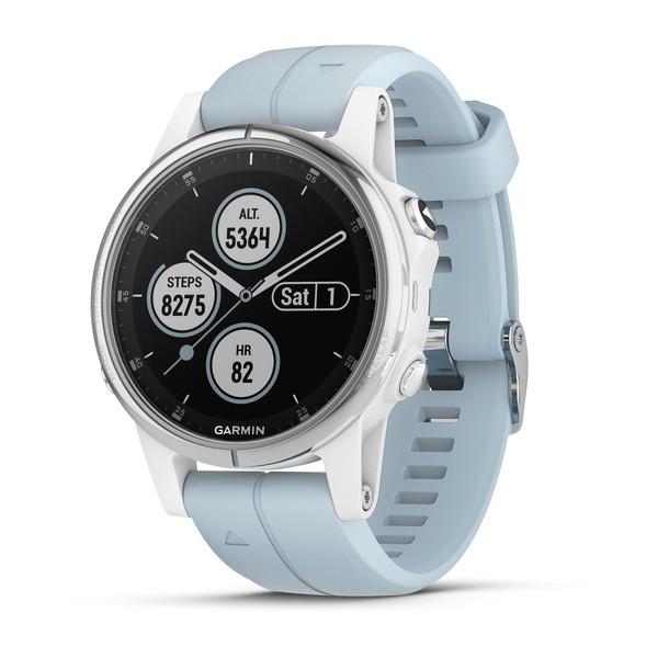 Reloj Garmin fēnix 5S Plus Blanco con banda de Se...
