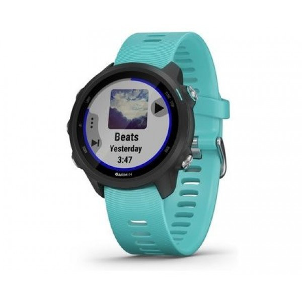 Reloj Garmin Forerunner 245 Music Turquesa Ref: 01...