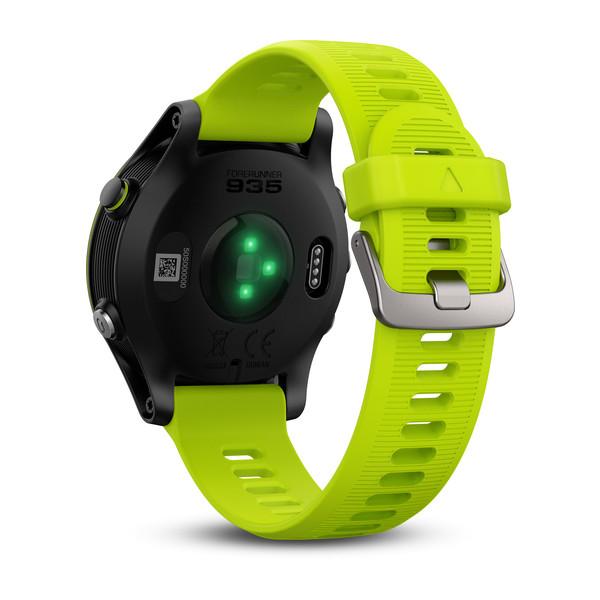 Reloj Garmin Forerunner 935 Pack de Triatlón Negro con correas amarillas Ref: 010-01746-06 (Garantía Garmin España)