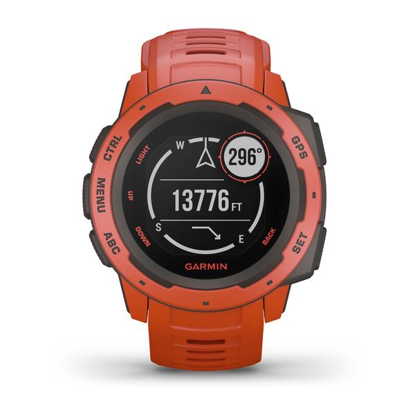 Reloj Garmin Instinc Rojo Ref: 010-02064-02