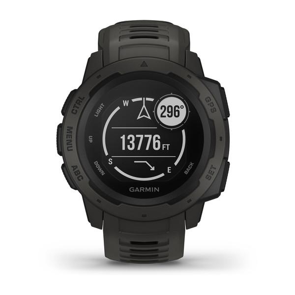 Reloj Garmin Instinc Negro Ref: 010-02064-00