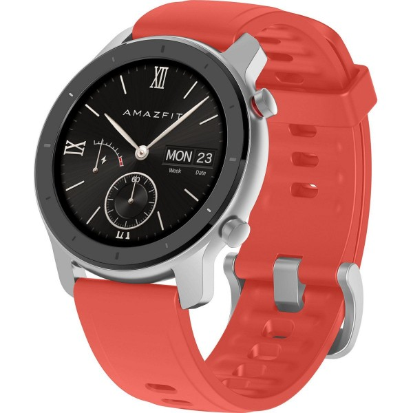 Reloj Xiaomi Amazfit GTR 42mm Coral Red (Garantía...