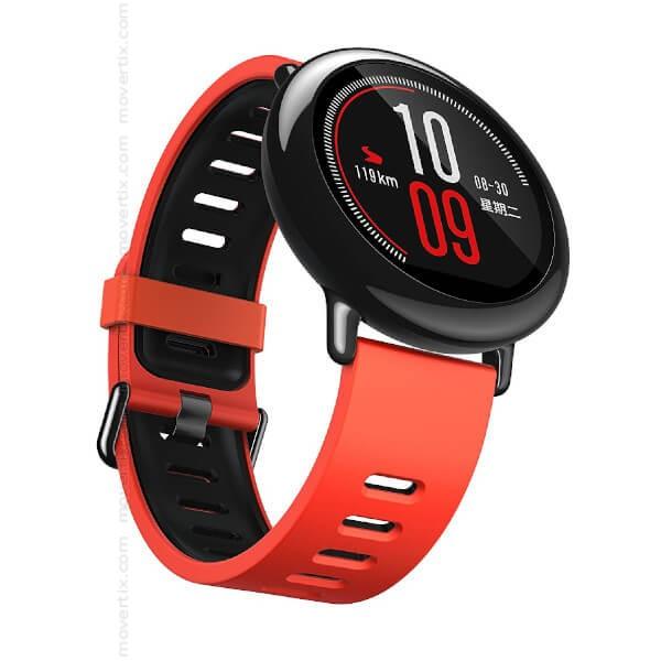 Reloj Xiaomi SmartWatch Amazfit Rojo