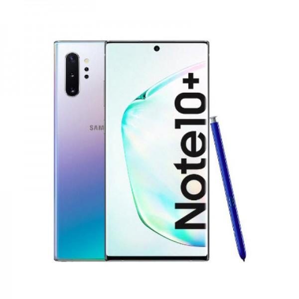 Samsung Galaxy Note 10+ de 256GB AURA GLOW Silver