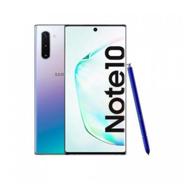 Samsung Galaxy Note 10 de 256GB Silver