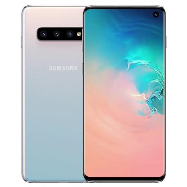 Samsung Galaxy S10 White 8Ram + 128GB Garantía Es...