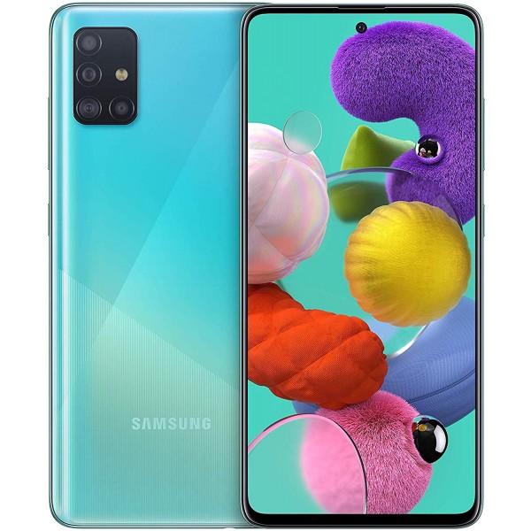 "Samsung A51 6.5"" Blue (Garantía Española)"