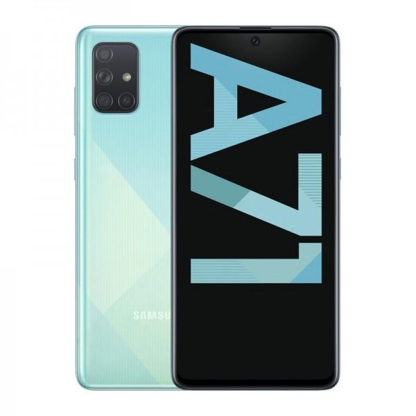 "Samsung A71 6/128GB 6.7"" Azul (Garantía Espa..."