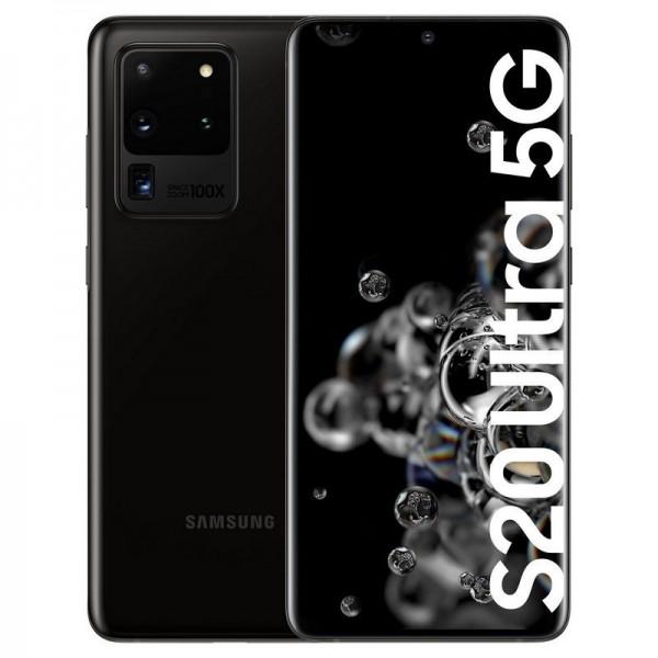Samsung S20 Ultra 12/128Gb 5G Black Ref: SM-G988BZ...