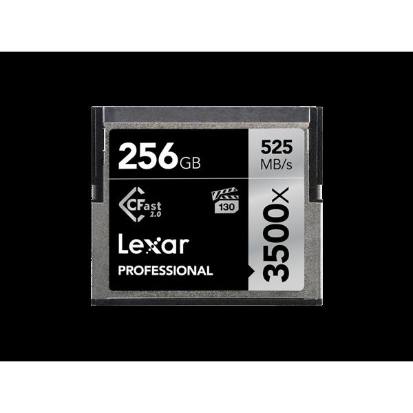 Tarjeta Lexar Professional 3500x CFast ™ 2.0 de ...
