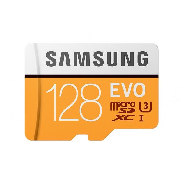 Tarjeta Samsung EVO (adaptador SD) 128GB 100MB/s R...