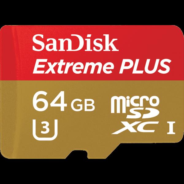Tarjeta de memoria Sandisk MICRO SD Extreme PLUS U...