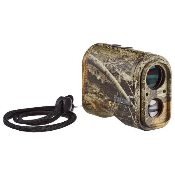Telémetro Bushnell Academy 1K Laser Range Finder Acabado camuflado Ref:BL1K623CAM